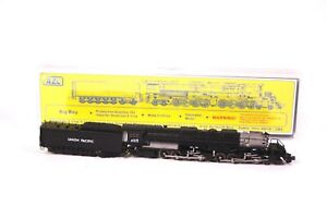 American Z Line UP Big Boy AZL 17071-9 #4019 Dampflokomotive Messing Spur Z