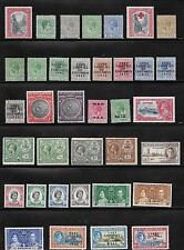 1860 ONWARDS BAHAMAS STAMPS USED AND UNUSED SELECTION