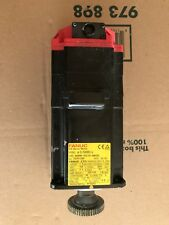 New Installed Never Used Fanuc Servo Motor A06B-2215-B605 Cheapest On Ebay