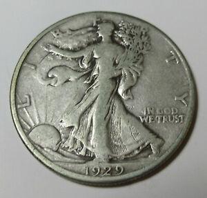 1929-S Walking Liberty #36BB)