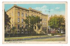postcard Fargo North Dakota Nd