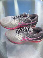 Asics Gel-Quantum 180 women's running/workout shoes gray size 8 medium