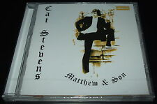 CAT STEVENS-MATTHEW & SON-CD 2003-REMASTERED+8 BONUS TRACKS-NEW & SEALED