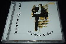 CAT STEVENS-MATTHEW & SON-CD 2003-REMASTERED+8 BONUS TRACKS-NEW & SEALED