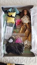 Adorable Handmade Barbie Dress UP Kit incl Barbie Clothes Accessories Gift Set 2