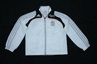 Adidas FC Liverpool Jacket Jacke Sweatshirt Kinderjacke Gr. 128, 140, 152
