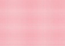 Millimeterpapier DIN A2 Quer-Format, 25 Blatt , oben und unten verleimt