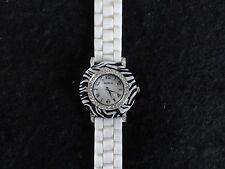 Pretty and Unique Geneva Ladies Quartz Watch