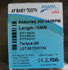 Fanta Dental Endo root canal AF Control Memory Hyflex Baby NiTi Files 16 MM USA