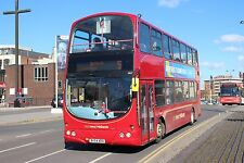 4647 BX54XRD National Express West Midlands Bus 6x4 Quality Bus Photo