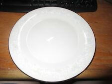 Royal Doulton Bedford Dinner Plate Small Blue and White Flowers Multiple Ava VGC