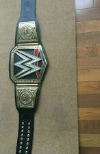 WWE World Heavyweight Championship Collectible Title Belt