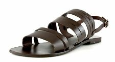 Klub Nico JACQUELINE Brown Leather Sandals 7042 Size 7 M NEW!
