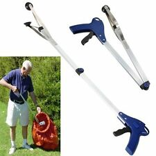 Foldable Pick Up Reaching Claw Long Arm Gripper Helping Hand Tool L6