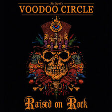 "Voodoo Circle : Raised On Rock VINYL 12"" Album Coloured Vinyl (2018) ***NEW***"