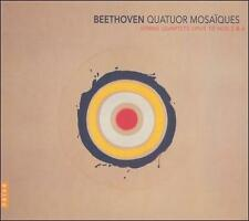 Beethoven: String Quartets Opus 18 Nos. 5 & 6, New Music