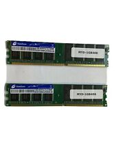 GDD10064UDX824-50 GeeDom 1GB PC3200 DDR-400MHz non-ECC Unbuffered DIMM Memory