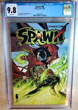 SPAWN #96 - Image Comics 2000 CGC 9.8 NM/MT White Pages - Comic M0087