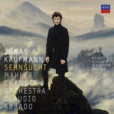 Sehnsucht von Jonas Kaufmann,Mahler Chamber Orchestra,Mco (2009)