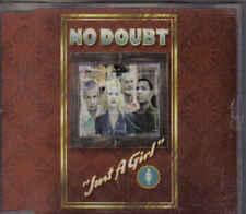 No Doubt-Just A Girl cd maxi single