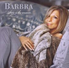 Audio CD - Love Is the Answer by Barbra Streisand - Gentle Rain - Here's To Life