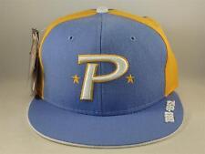 Philadelphia Stars Negro League Headgear Fitted Hat Cap Blue Gold