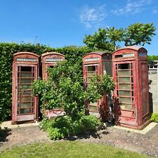 More details for k6 telephone box / original k6 telephone kiosk / vintage red telephone box