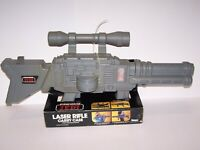 Vintage Star Wars ROTJ Laser Rifle Case w/Original Box Kenner 1983 NIB