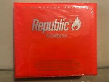 New Order Release: Republic, The Limited Run../CD/Qwest Records/Promo/Sealed