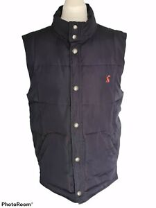 JOULES GILET SIZE M QUILTED WARM