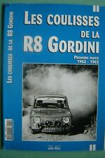 H.S R8 GORDINI RENAULT 1962-1965 /  PRODUCTIONS & COMPETITIONS E.O 2000