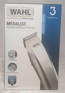 Brand New MEDALIST Stubble & Beard Trimmer - Precision Blades - Trim & Detail -
