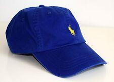 Polo Ralph Lauren Sport cap base cap one size unisex Blue