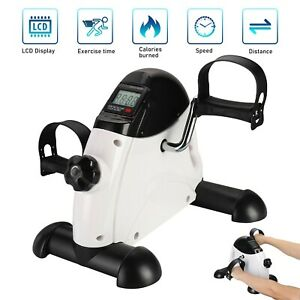 Mini Bike LCD Fahrradtrainer Heimtrainer Ergometer Homeworkoutgerät Fitness DHL