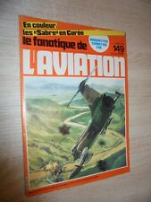 Le fanatique de l'aviation n° 149 de 1982