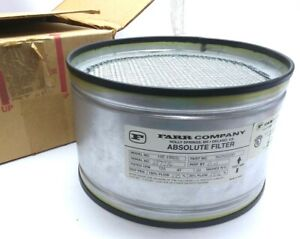 Farr Company 10E-150(S) Absolute Filter 59370G051 HEPA Filter
