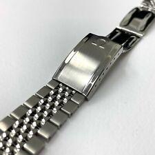 Omega 1173 Link 158 Vintage Steel Bracelet Band for Speedmaster Seamaster