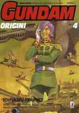 manga STAR COMICS GUNDAM LE ORIGINI numero 4