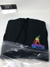 Palace Skateboards Jobsworth Hood size Medium M black hoodie Apple NEW tri ferg