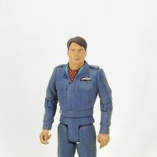 Doctor Who  CAPTAIN JACK  ACTIN FIGURE old face lost color