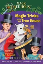 Magic Tricks from the Tree House by Mary Pope Osborne, Natalie Pope Boyce, Sa...