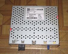 Mercedes W222 Satellite Radio Interfaz Receptor, 2229004911 , 2229005011 , Oem