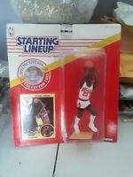 1991 Staring Lineup Basketball SLU Michael Jordan New
