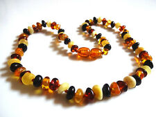 Genuine Baltic Amber Baby Necklace