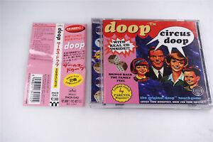 DOOP CIRCUS DOOP PHCR-1343  CD JAPAN OBI A4474