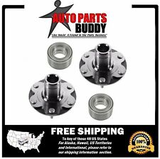 2 Toyota Tundra Sequoia 4Runner Front Wheel Hub Bearing Kits 4WD Only Both Side