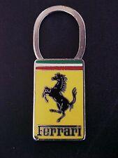 Ferrari Key Chain Fob Coinart FIRENZE Cloisonné 246 250 275 330 365 GTB4 512 OEM
