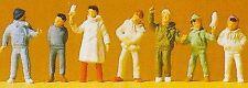 PREISER HO SCALE 1/87 CHILDREN IN WINTER CLOTHES (7) | BN | 14007