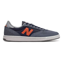 "New Balance # Numeric ""440"" Sneakers (Navy/Grey/Orange) Men's Skating Shoes"