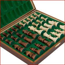 Schachfiguren Schach Figuren STAUNTON 5 LUXUS KH 92mm